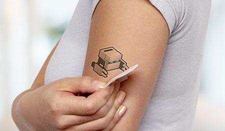 Reklám tetoválás