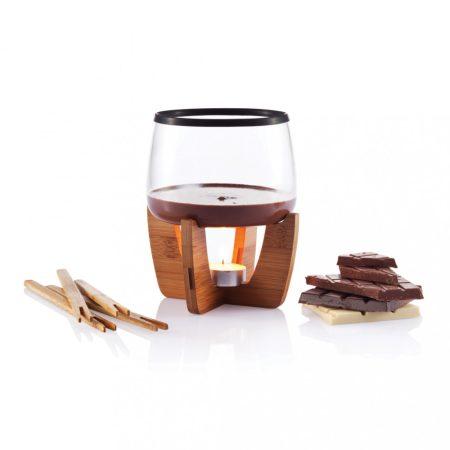 Cocoa csokifondü-készlet