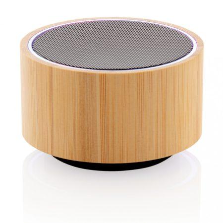 Bambusz vezeték nélküli hangszóró