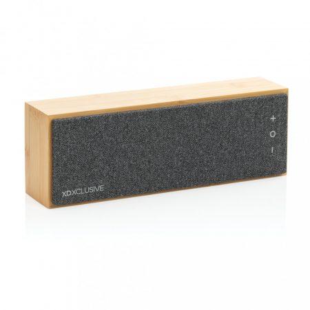 Wynn 10W-os vezeték nélküli bambusz hangszóró