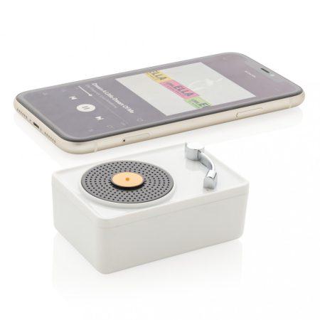 Mini vintage 3W-os vezeték nélküli hangszóró