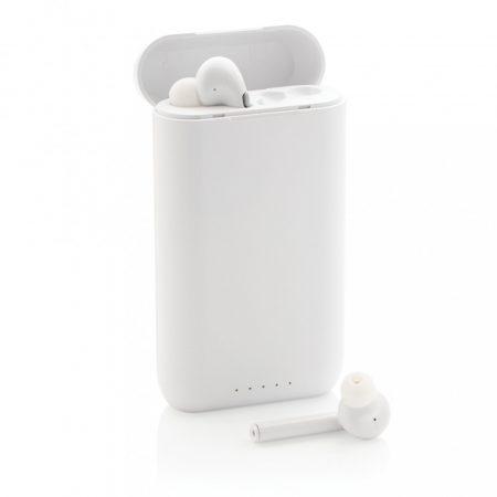 Liberty TWS fülhallgató 5000 mAh powerbankkel
