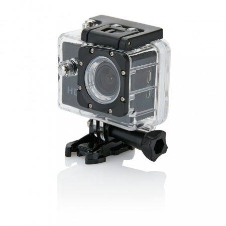 Sportkamera 11 tartozékkal