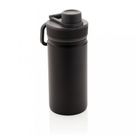 Vákuumszigetelt palack sport kupakkal