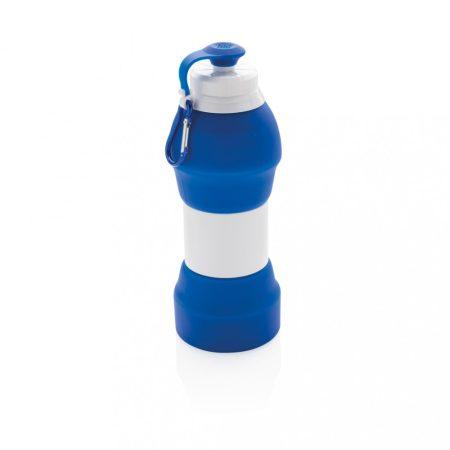 Összecsukható szilikon sport palack