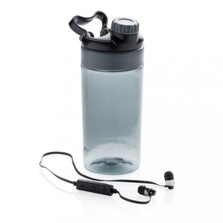 Szivárgásmentes palack vezeték nélküli fülhallgatóval