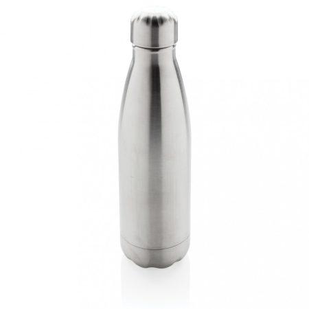 Vákuumszigetelt palack rozsdamentes acélból