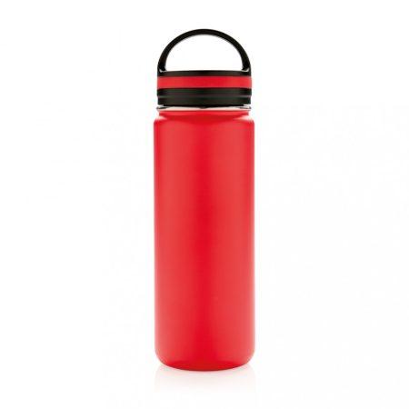 Vákuum szivárgásmentes palack széles ivónyílással