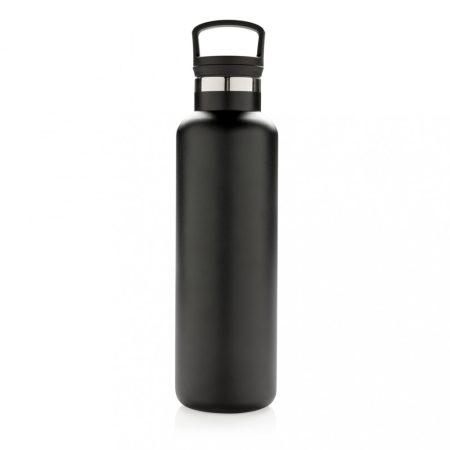 Vákuum szivárgásmentes palack standard ivónyílással