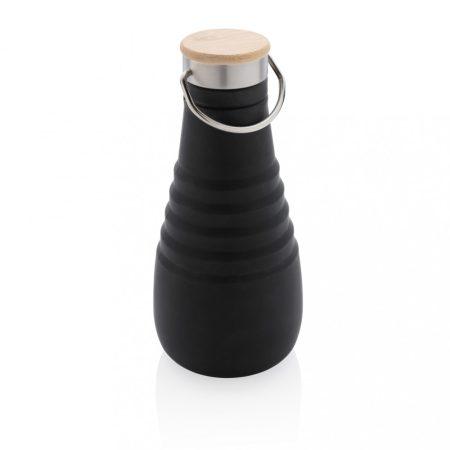 Összehajtható szilikon szivárgásmentes palack