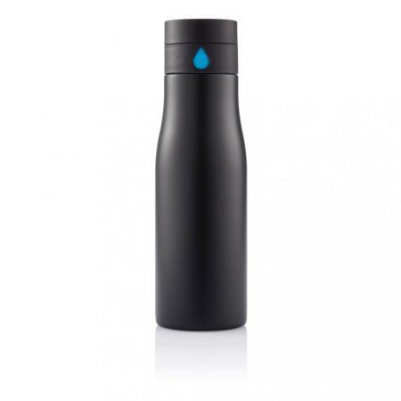 Aqua folyadékbevitel-követő palack