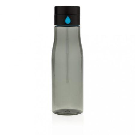 Aqua folyadékbevitel-követő tritán palack