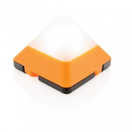 Háromszög alakú mini lámpa