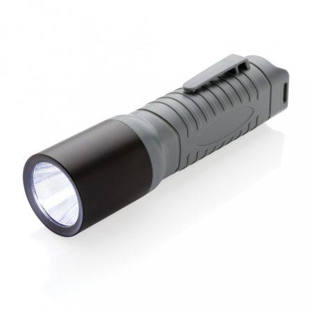 3W-os LED könnyű zseblámpa, nagy méret