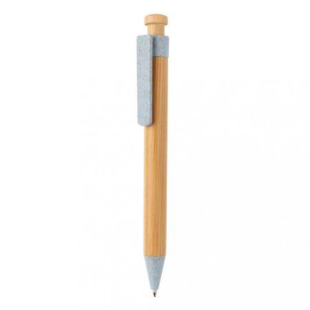 Bambusz toll búzaszár klipsszel