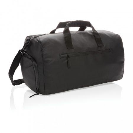 Fashion PVC-mentes hétvégi táska