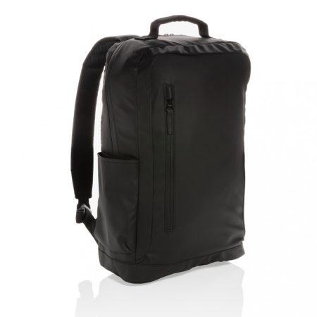 """Fashion 15,6""""-es PVC-mentes laptop hátizsák"""