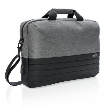 """Swiss Peak 15.6""""-es RFID laptop táska"""