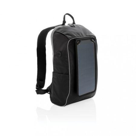 Napelemes, PVC-mentes kiránduló hátizsák