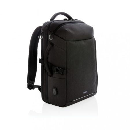 Swiss Peak XXL hétvégi utazós hátizsák, RFID és USB-vel