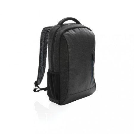 900D PVC-mentes laptop hátizsák