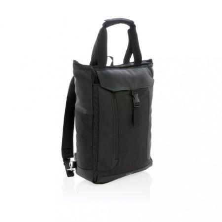 """Swiss Peak RFID 15""""-es hord-és hátizsák, PVC-mentes"""