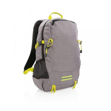 Outdoor RFID laptop hátizsák, PVC-mentes