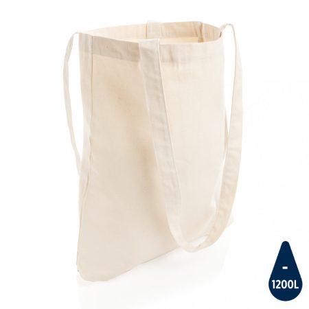 Impact Aware™ újrahasznosított pamut táska