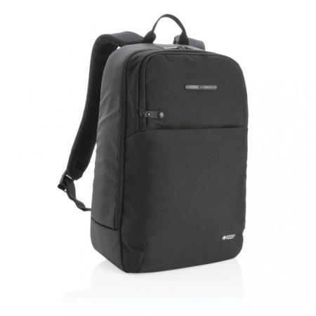 Swiss Peak laptop hátizsák UV-C fertőtlenítő zsebbel