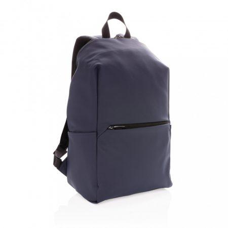 """Sima PU 15.6""""-es laptop hátizsák"""