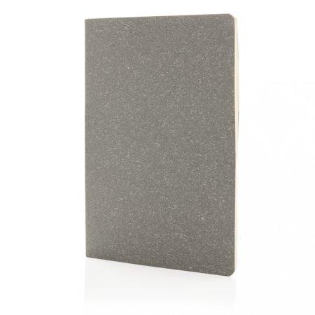 A5 standard puhafedelű, vékony jegyzetfüzet