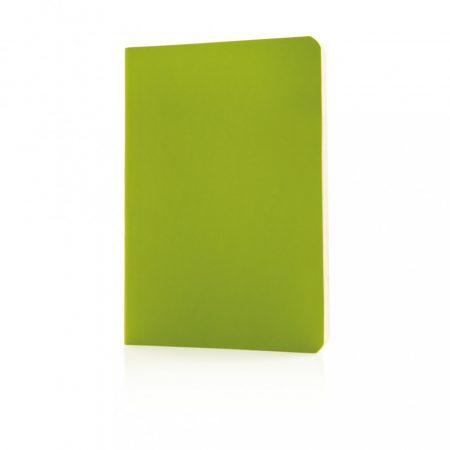 Standard, rugalmas, puhafedelű jegyzetfüzet