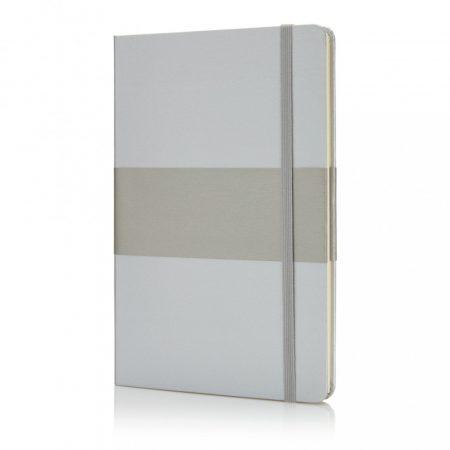 Deluxe keményfedelű A5-ös jegyzetfüzet