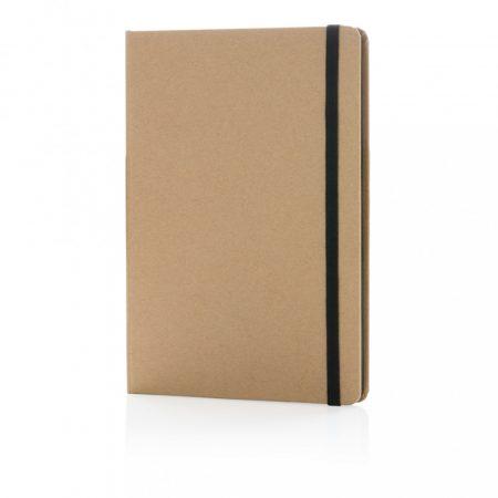 Környezetbarát A5-ös jegyzetfüzet