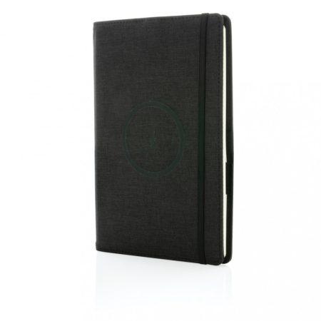 Air rPet A5, 5W-os jegyzetfüzet borító cserélhető füzettel