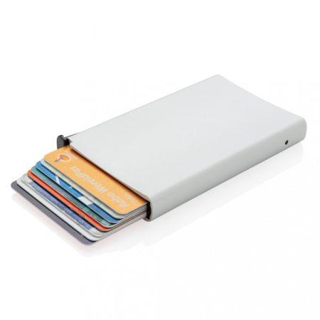 Standard alumínium RFID kártyatartó