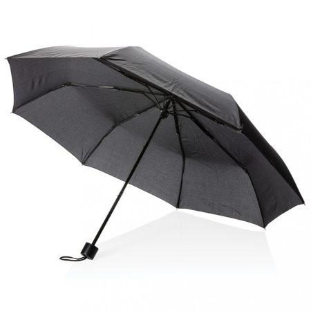 """21""""-es kézi nyitású esernyő tartó táskával"""